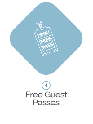 Free Guests Passes