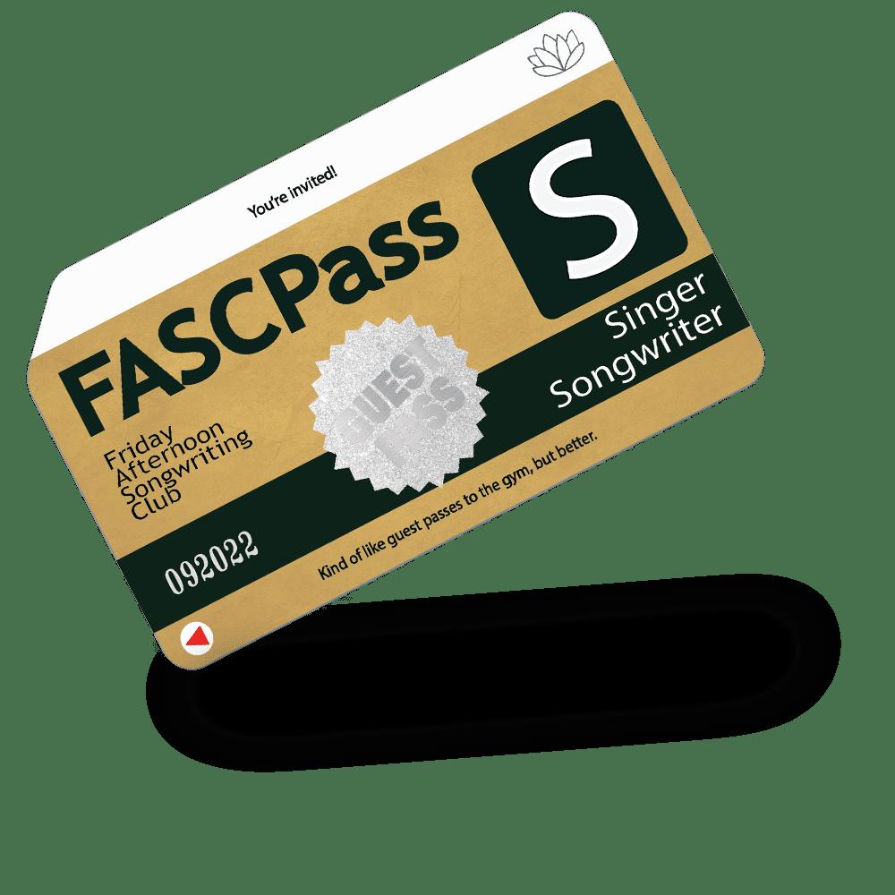 FASC pass